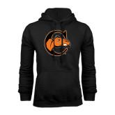Black Fleece Hoodie-C w/ Camel Head