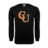 Black Long Sleeve TShirt-CU
