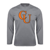 Performance Steel Longsleeve Shirt-CU