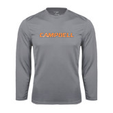 Performance Steel Longsleeve Shirt-Campbell Flat