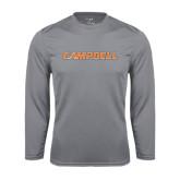 Syntrel Performance Steel Longsleeve Shirt-Campbell Flat