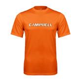 Performance Orange Tee-Campbell Flat