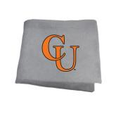 Grey Sweatshirt Blanket-CU