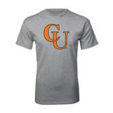 Grey T Shirt-CU