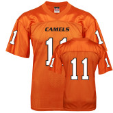 Replica Orange Adult Football Jersey-#11