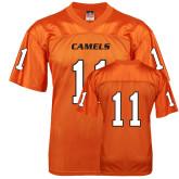 Replica Orange Adult Football Jersey-#11