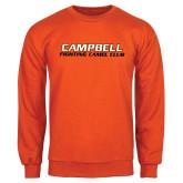 Orange Fleece Crew-Fighting Camel Club