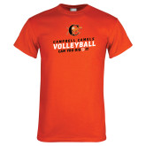 Orange T Shirt-Can You Dig It - Volleyball Design