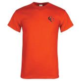 Orange T Shirt-CU