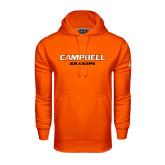 Under Armour Orange Performance Sweats Team Hoodie-Grandpa