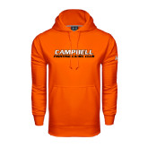 Under Armour Orange Performance Sweats Team Hoodie-Fighting Camel Club