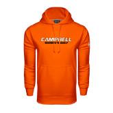 Under Armour Orange Performance Sweats Team Hoodie-Womens Golf