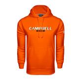 Under Armour Orange Performance Sweats Team Hoodie-Soccer