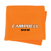 Orange Sweatshirt Blanket-Mom