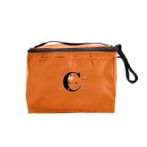 Six Pack Orange Cooler-Campbell Official Logo