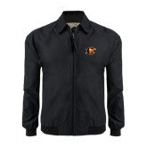 Black Players Jacket-Campbell Official Logo
