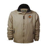 Khaki Survivor Jacket-C w/ Camel Head