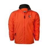 Orange Survivor Jacket-Campbell Official Logo
