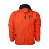 Orange Survivor Jacket-C w/ Camel Head