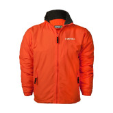 Orange Survivor Jacket-Campbell Flat