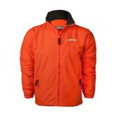 Orange Survivor Jacket-Campbell Flat