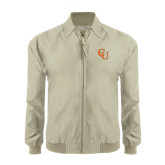 Khaki Players Jacket-CU