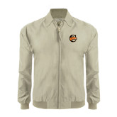 Khaki Players Jacket-C w/ Camel Head