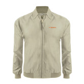Khaki Players Jacket-Campbell Flat