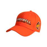 Orange Heavyweight Twill Pro Style Hat-Fighting Camel Club