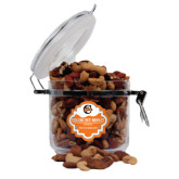 Deluxe Nut Medley Round Canister-C w/ Camel Head