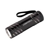 Astro Black Flashlight-Campbell Flat Engraved