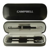 Black Roadster Gift Set-Campbell Flat Engraved
