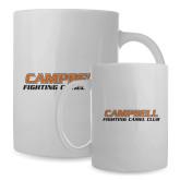 Full Color White Mug 15oz-Fighting Camel Club