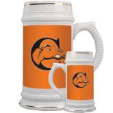 Full Color Decorative Ceramic Mug 22oz-C w/ Camel Head