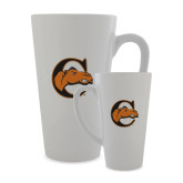 Full Color Latte Mug 17oz-C w/ Camel Head