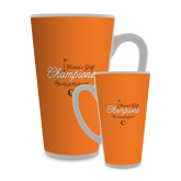 Full Color Latte Mug 17oz-2018 Womens Golf Champions