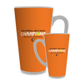 Full Color Latte Mug 17oz-2018 Mens Tennis Champions