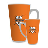 Full Color Latte Mug 17oz-2018 Baseball Champions