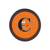 Round Coaster Frame w/Insert-Campbell Official Logo