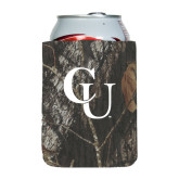 Collapsible Mossy Oak Camo Can Holder-CU