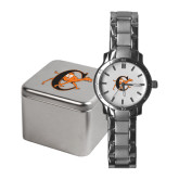 Ladies Stainless Steel Fashion Watch-Campbell Official Logo
