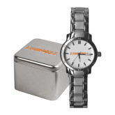 Ladies Stainless Steel Fashion Watch-Campbell Flat