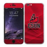 iPhone 6 Skin-CSUN Matador