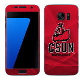 Samsung Galaxy S7 Skin-CSUN Matador