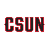 Small Decal-CSUN, 6 inches wide