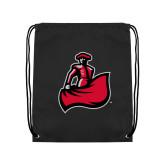 Black Drawstring Backpack-Matador