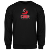 Black Fleece Crew-CSUN Matador