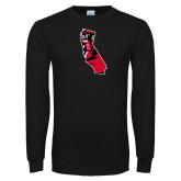 Black Long Sleeve T Shirt-California Matador