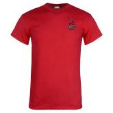Red T Shirt-CSUN Matador