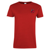 Ladies Red T Shirt-Matador